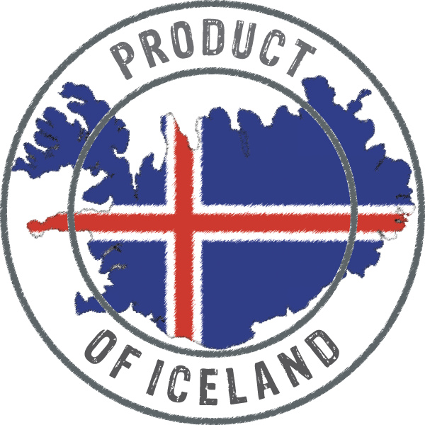wild icelandic Product of Iceland Stamp 01